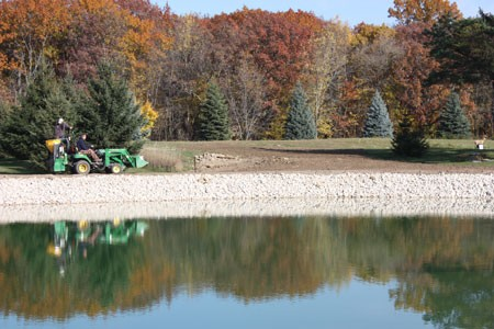 Swim Pond Wlpr Corporate Pond 1 2 Acre Wisconsin Lake