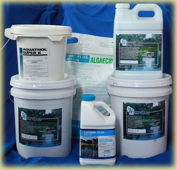pond product