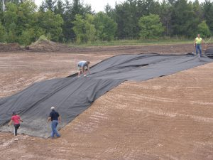 Pond construction where to start wisconsin lake pond for Pond fish stocking calculator