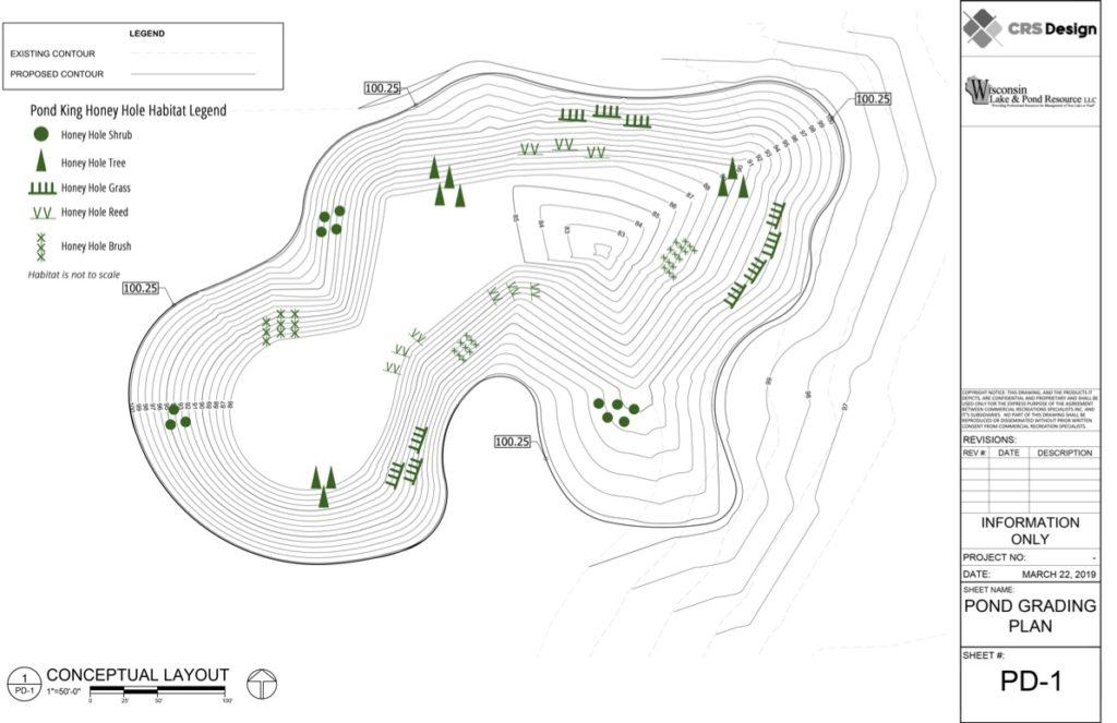 Sample habitat map